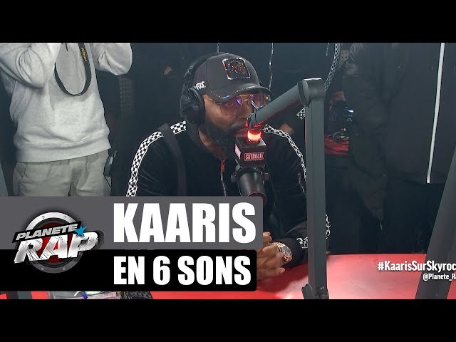 Kaaris - Sa bio en 6 sons #PlanèteRap