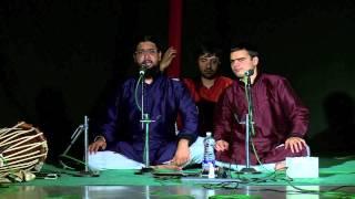 Dhrupad Jugalbandi by Sagar-Prassanna Raga Yaman -