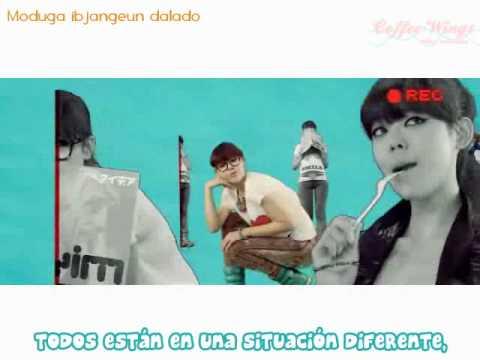 Jo Kwon & Whale - Dunk Shoot Sub. Español (karaoke)