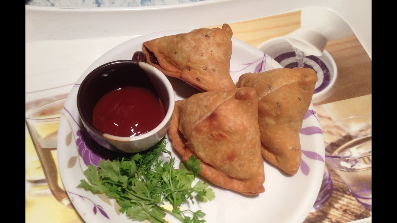 how to make aloo samosa step by step