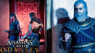 POPIJAWA U DARIUSZA! *bez Dariusza* | Assassin's Creed Odyssey: Mroczne Dziedzictwo! | DLC #10