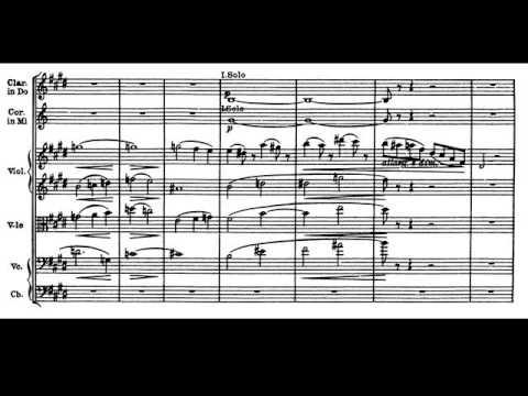 G. Verdi: La traviata. Preludio. Partitura y Audición