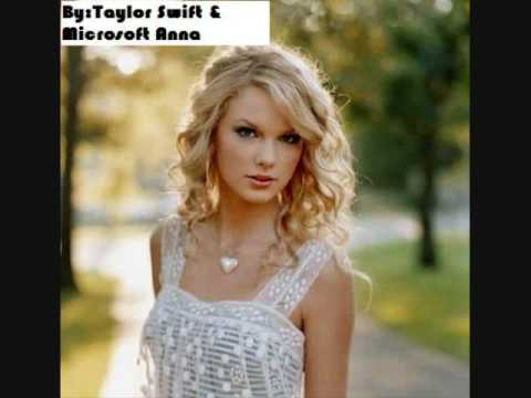 Taylor Swift & Microsoft Anna Love Story