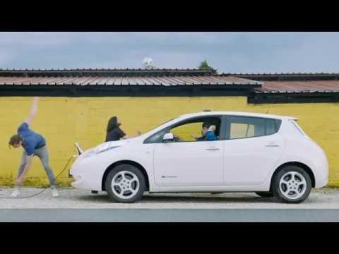 Nissan LEAF: Milánska výprava