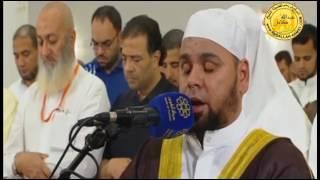 تلآوة تبكى الملايين سورة مريم كاملة الشيخ عبدالله كامل ( من صلاة القيام 2017 بالكويت)