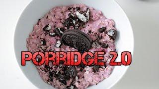 Protein Porridge 2.0 | Schnell, easy und super lecker!