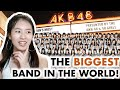 The FASCINATING world of AKB48 - The biggest group in the world