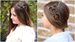 Accent Hearts | Valentines Day Hairstyles thumbnail