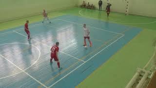 Олимп 2 Пятерочка 1 й тайм Первенство мини футбол 1 лига