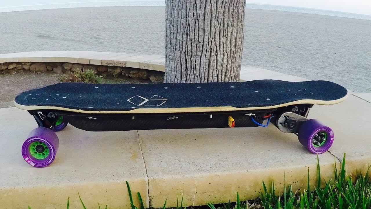 diy electric longboard build 5kw 25 mile range dual. Black Bedroom Furniture Sets. Home Design Ideas