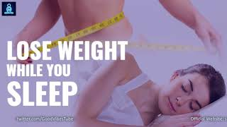 LOSE WEIGHT WHILE YOU SLEEP! 30 Days Challenge! Ultimate Weight Loss Hypnosis