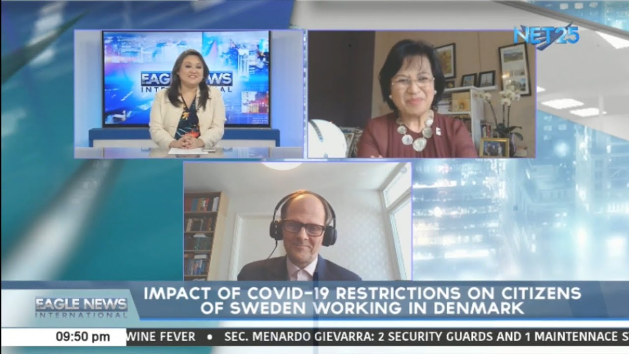 Impact of COVID-19 restrictions on citizens of Sweden working in Denmark