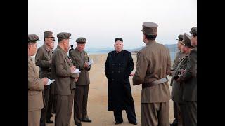 В КНДР провели испытания нового оружия