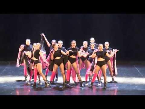 Concours De Danse Au Camping - Funky'Jazz - LMFAO, Jaded , Cliq - Chorégraphie: Julie Jagu