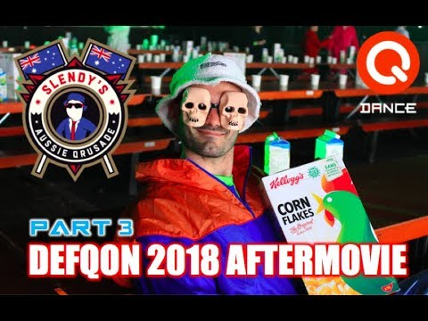 Defqon.1 2018 Aftermovie | Part 3 | Peacock In Concert & Gettin Greazy m8