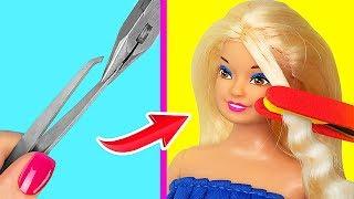 16 лайфхаков для куклы Барби
