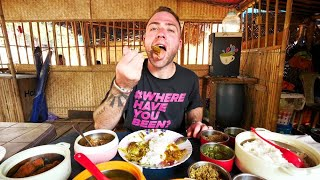 Meghalaya VILLAGE Food on the Bangladesh Border - River Fish & Jackfruit | Shnongpdeng, India