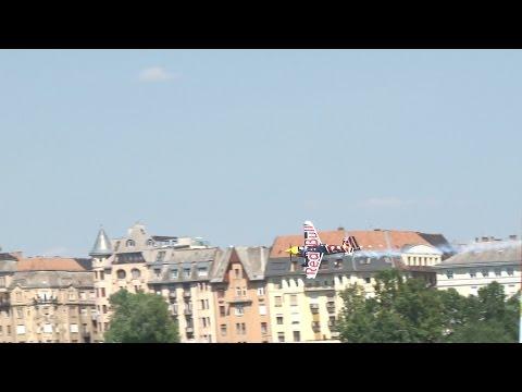 Hatodik lett Besenyei Péter Budapesten