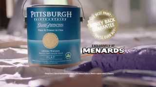 Grand Distinction Paint backed by Menards® Money Back Guarantee