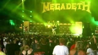 Megadeth - Hangar 18 (Mayhem Festival 2011: Camden, NJ)