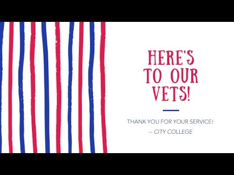 City College Miami: Thank you Veterans