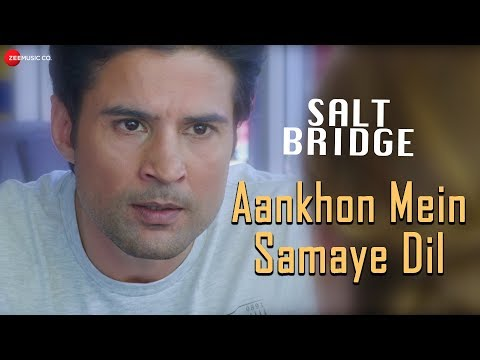 Aankhon Mein Samaye Dil | Salt Bridge | Chelsie Preston Crayford | Subhamita