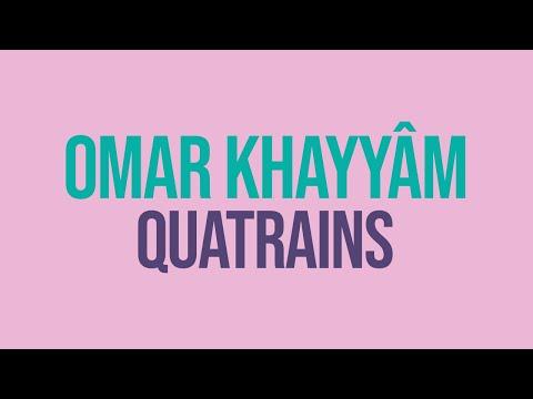 Omar Khayyâm, QUATRAINS