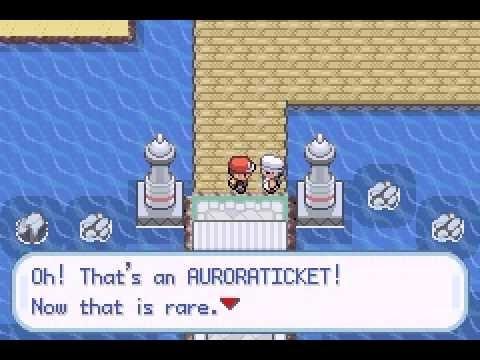 how to get aurora ticket emerald