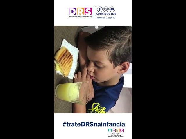 TRATAR RONCO NA INFÂNCIA