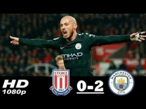 Download Stoke vs Man City (0:2) All Goals & Extended Highlights 13/3/2018