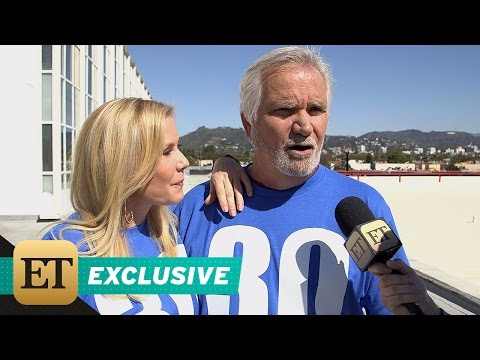 EXCLUSIVE: 'Bold and Beautiful' Cast Celebrate 30 Years With With John McCook & Katherine Kelly Lang