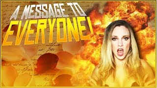 Re: A Message to Fat People! | Message to EVERYONE! (Responding to Fat Shaming)