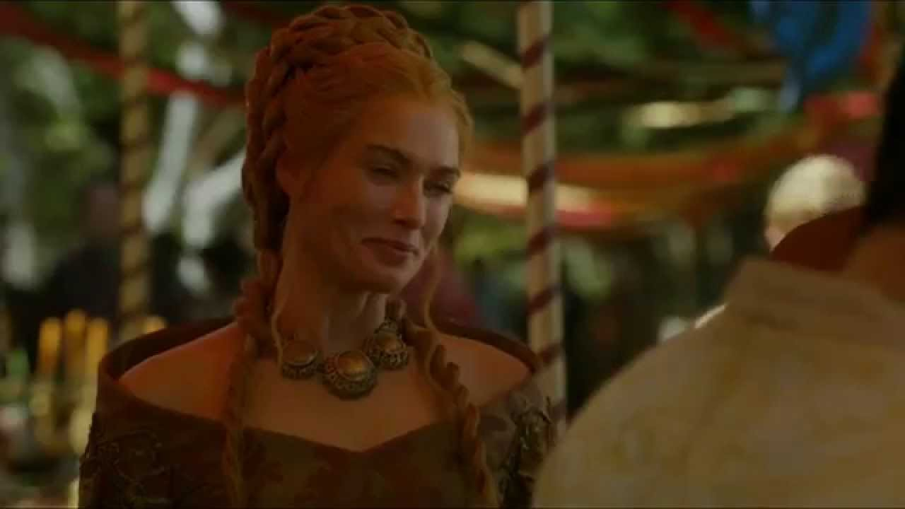 S4E2 Game Of Thrones Mix Scenes Purple Wedding Part 2 4