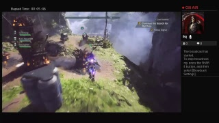 thelichking999's...Lets play  ANTHEM story stream