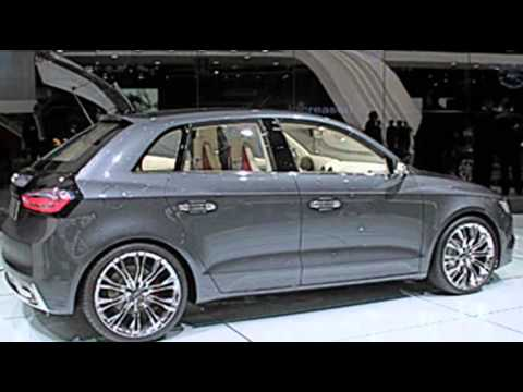 2012 Audi A1 5-door Preview & 2012 Audi A1 5-door Preview - YouTube
