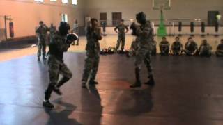 vuclip Hand to Hand Combat Training in China