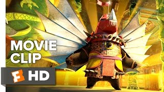 Kung Fu Panda 3 Movie CLIP - Hall of Heroes (2016) - Dreamworks Animated Movie HD