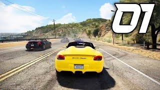 Need for Speed: Hot Pursuit Remastered - Part 1 - The Beginning