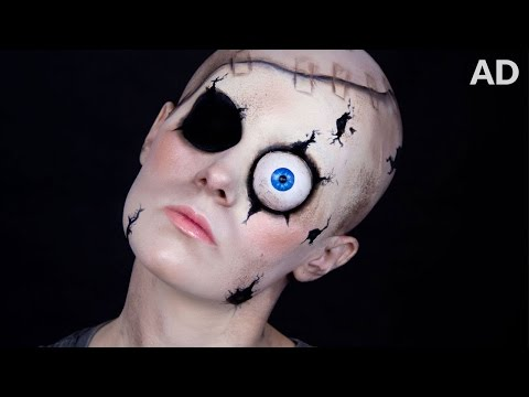 Enoch's Dolls (Miss Peregrine's Home for Peculiar Children) Makeup Tutorial