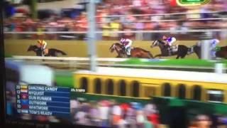 2016 Kentucky Derby - Winner # 13 Nyquist