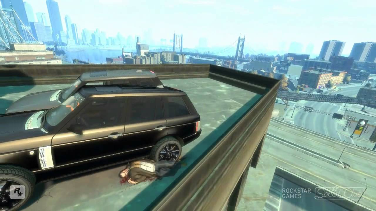 Gta iv - How to have fun using a car spawner - YouTube