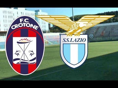 Highlights Crotone-Lazio 2-2