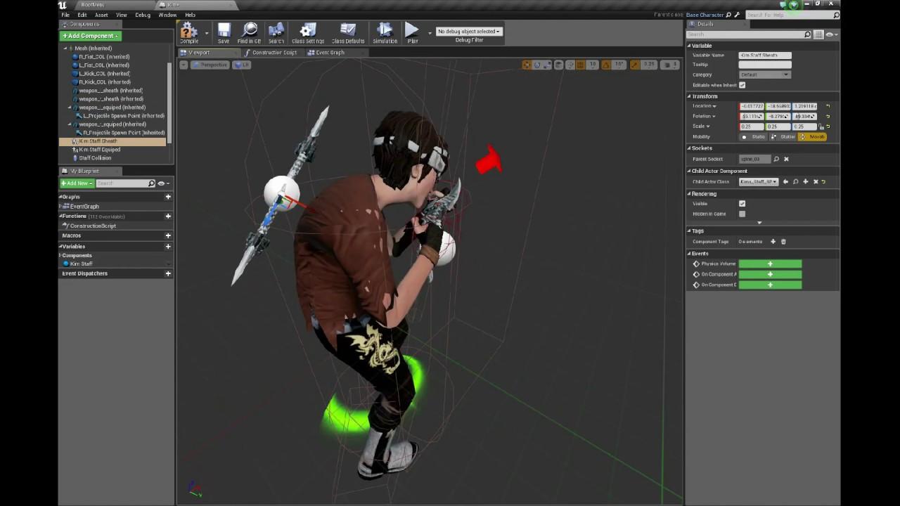 01 tutorial change skeleton mesh youtube 01 tutorial change skeleton mesh malvernweather Gallery