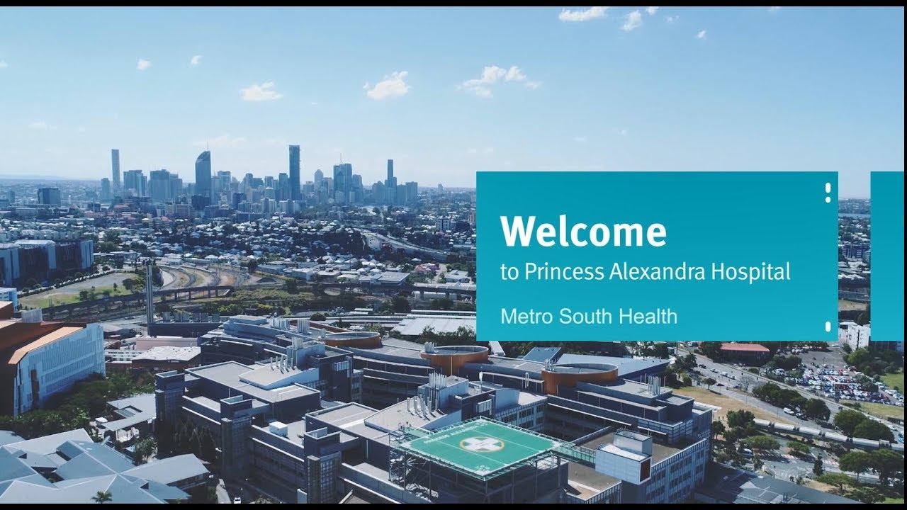 Getting here | Princess Alexandra Hospital | Metro South Health