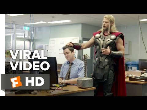 Captain America: Civil War VIRAL VIDEO - Team Thor (2016) - Action Movie
