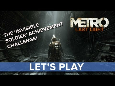 Metro: Last Light - Let's Play - Eurogamer