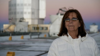 Meeting the Chilean astronomer who shed new light on the universe
