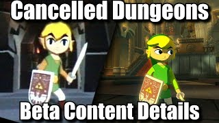 Cut Content, Cancelled Dungeons & Adult Toon Link | Zelda Wind Waker