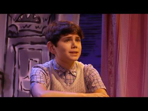 """""""When Your Feet Don't Touch the Ground"""" FINDING NEVERLAND - NORTH AMERICAN TOUR"""
