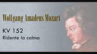 Mozart - Ridente la calma KV 152.wmv